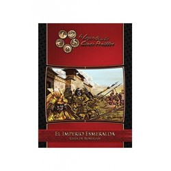La Leyenda de los Cinco Anillos - El Imperio Esmeralda - Rol