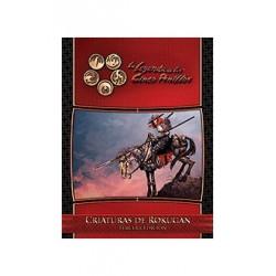 La Leyenda de los Cinco Anillos 3ª Edicion - Criaturas De Rokugan - Rol