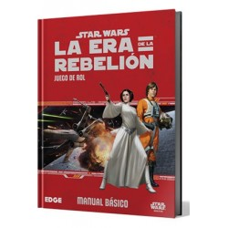 Star Wars: The Rebellion Era Basic Guide to the Saga RPG. Long ago, in a very, very distant galaxy ....