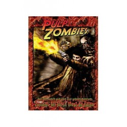 Zombie: Pulp Zombies - Rol