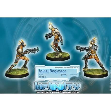 Tohaa: Sakiel Regiment