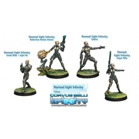 Tohaa: Kamael Light Infantry