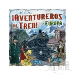 Ticket to Ride! Europe