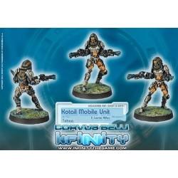 Tohaa - Kotail Mobile Unit (combi Rifle X2)