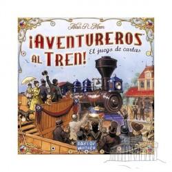 ¡Aventureros al Tren! Juego de cartas