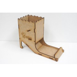 DICE TOWER FOR GAMES - SMALL
