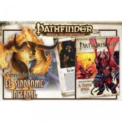 PATHFINDER CONCEJO 4 EL SINDROME INFERNAL (SPANISH)