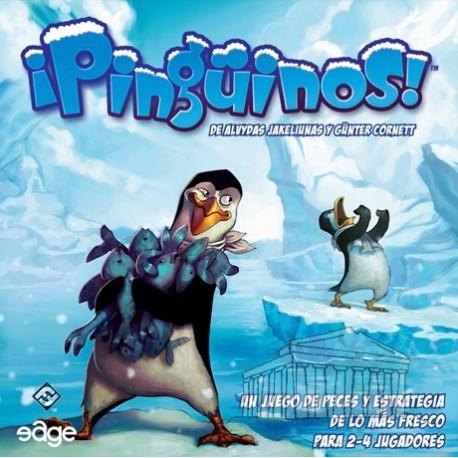 ¡Pingüinos! juego de mesa
