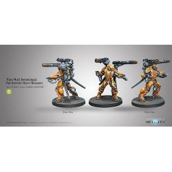 Yu Jing - Yan Huo Invincibles (2 Missile Launchers