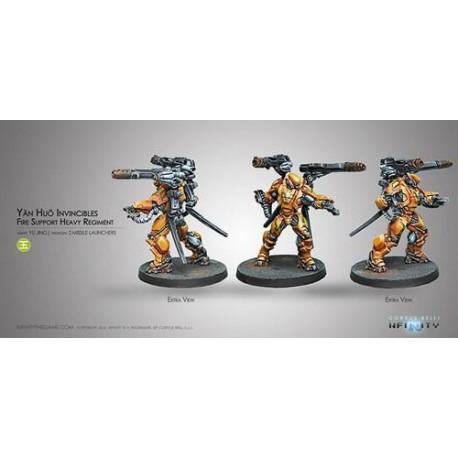 Yu Jing - Yan Huo Invincibles (2 Missile Launchers
