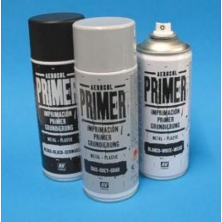 Spray Imprimacion Gris 400 Ml