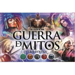 TCG GUERRA DE MITOS 9 ERA DIVINA