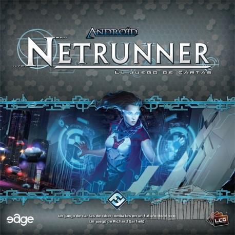 Android NetRunner LCG basic box