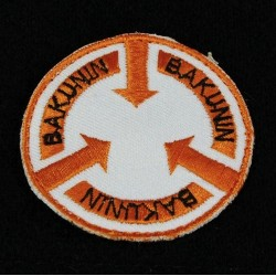 Parche Mando Jurisdiccional Bakunin Infinity