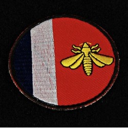 Force de RR Merovingienne Infinity Patch