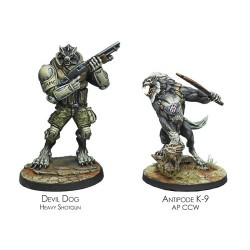 ARIADNA - DEVIL DOGS TEAMS, 2ND ASSAULT BAT USAMC