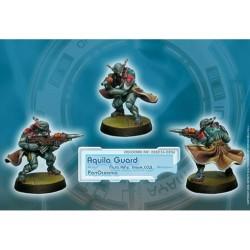 Aquila Guard (Multi Rifle, Shock CCW) PanOceania Infinity