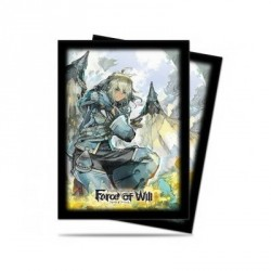 UP - SLEEVES STANDARD - FORCE OF WILL - ARLA (65 SLEEVES)