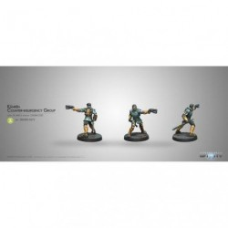 YU JING - KAREN COUNTER INSURGENCY GROUP