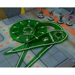 INFINITY TEMPLATES 3RD EDITION GREEN