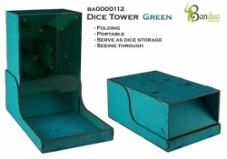 GREEN BANDUA TOWER DICE