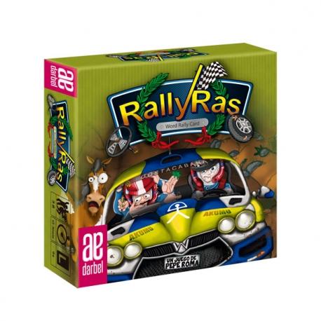 RALLYRAS, juego de cartas donde sólo ganará la carrera el más rápido
