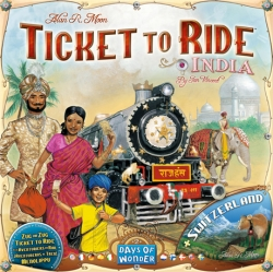 Ticket to Ride! India