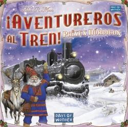 ¡Aventureros al Tren! Países Nórdicos es un viaje a través de Dinamarca, Finlandia, Noruega y Suecia
