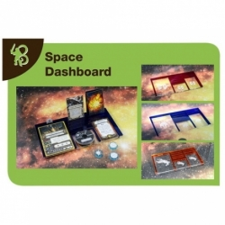 X-WING - DASHBOARD MERCENARIOS