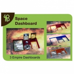 X-WING - DASHBOARD IMPERIO PACK 3