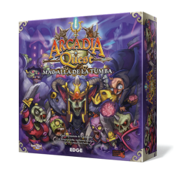 Expansion Beyond the Tomb of Edge's Arcadia Quest game