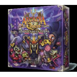 Expansión Más allá de la tumba del juego Arcadia Quest de Edge