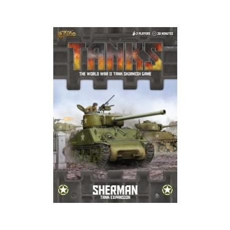 TANKS: BRITISH SHERMAN FIREFLY TANK EXPANSION - EN