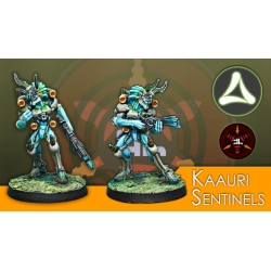 The Kaauri Sentinels are loyal and deeply devoted to their protective mission.