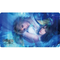 PLAYMAT FINAL FANTASY TCG LIMITED EDITION TIDUS / YUNA