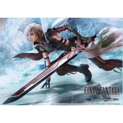 SLEEVES FINAL FANTASY TCG LIMITED EDITION LIGHTNING (60)