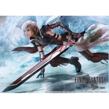 Sleeves Final Fantasy Tcg Limited Edition Lightning 60