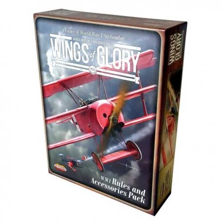 Wings Of Glory WWI juego de aviones en miniatura de la 1ª Guerra Mundial
