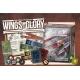 Contenido de la caja del juego de aviones en miniatura de la 1ª Wings Of Glory WWI