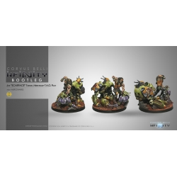 Infinity Figure Mercenaries created by Corvus Belli 280712-0430