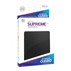 FUNDAS MAGIC ULTIMATE G SUPREME UX NEGRO MAT (80)