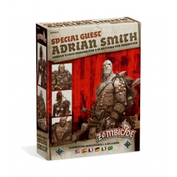 Special Guest: Adrian Smith / Zombicide Black Plague