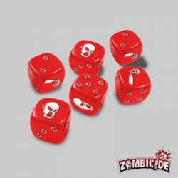 Zombicide: Dados Rojos
