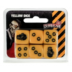 Zombicide: Yellow Dices