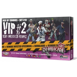 Zombicide Vip: Very Infected People 2