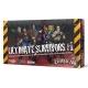 Ultimate Survivors 1 pack de figuras en miniatura para Zombicide