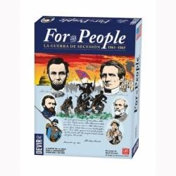 FOR THE PEOPLE: LA GUERRA DE SECESION 1861-1865 JUEGO DE ESTRATEGIA
