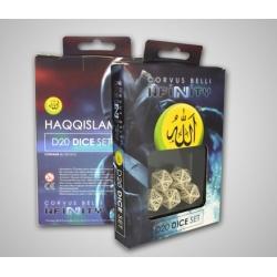INFINITY - HAQQISLAM D20 DICE SET (5)