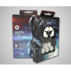 INFINITY - ALEPH D20 DICE SET (5)