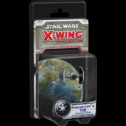 X-Wing: TIE del Inquisidor expansión del juego de miniaturas Star Wars
